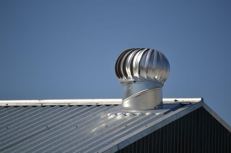 Minor roof & gutter repairs