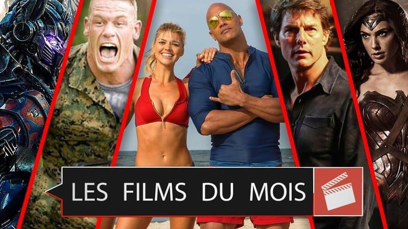 LES FILMS DU MOIS