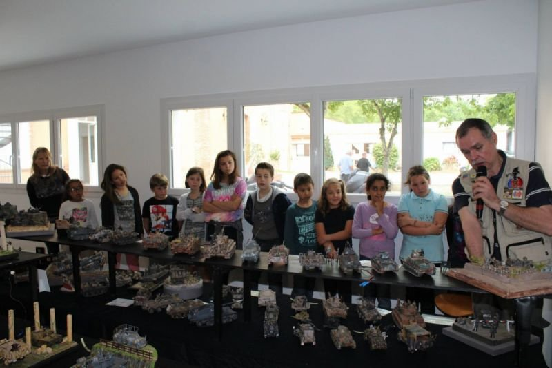 EXPOSITION : ECOLE