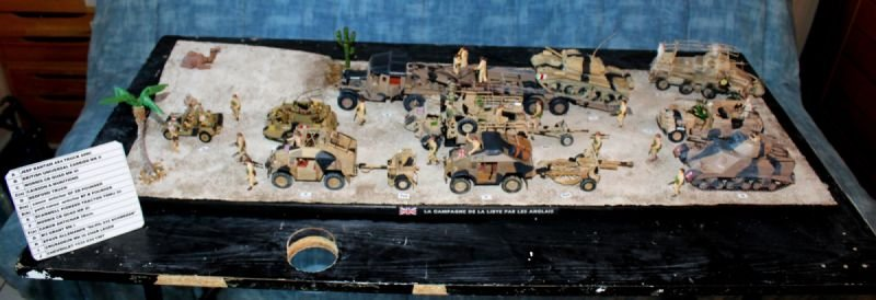 CATEGORIE  : DIORAMA MILITAIRE