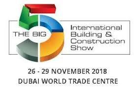 BIg 5 Dubaı 2018 yakında başlıyor...