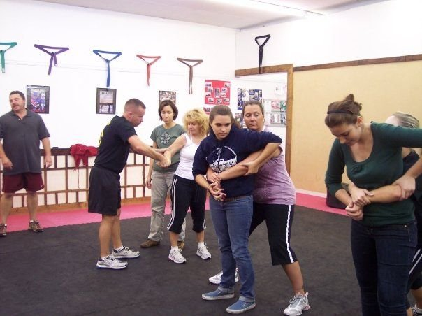 C O B R A Defense Courses - C O B R A  Self Defense Training - A