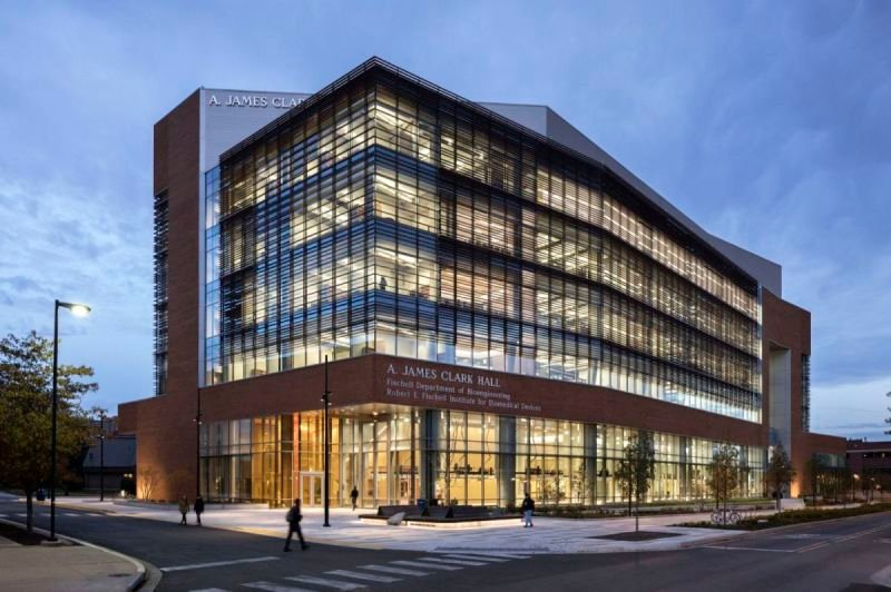 University of Maryland Bioengineering Building