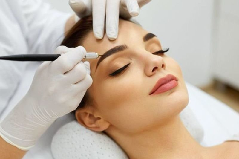 Microblading & Nanoblading by © PhiBrows Artist