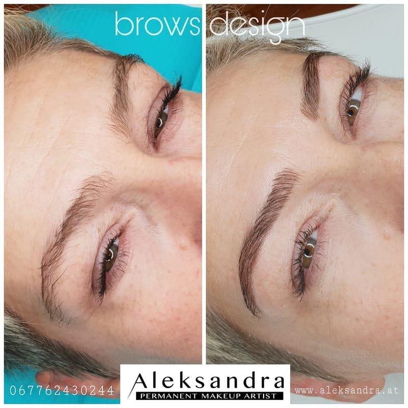Brows Design by Aleksandra