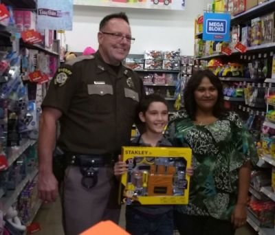 2018 Shop with a Cop