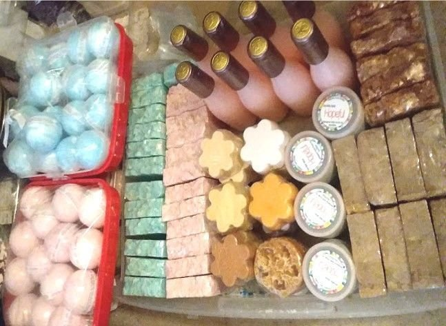 About Harper's Farm Soaps