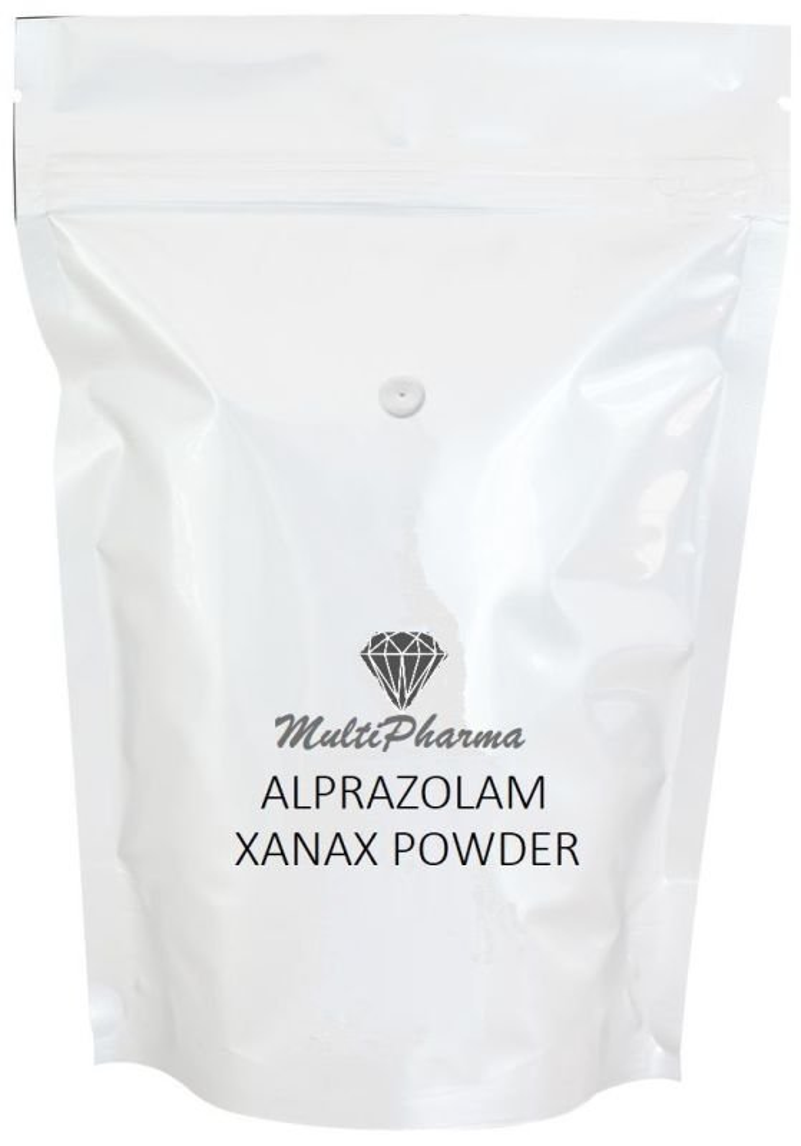 ALPRAZOLAM XANAX POWDER - MULTIPHARMAR