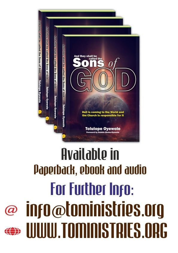 Available for purchase at https://www.amazon.co.uk/they-shall-called-Sons-God/dp/1721971718/ref=sr_1_1?ie=UTF8&qid=1533310571&sr=8-1&keywords=and+they+shall+be+called+the+sons+of+god
