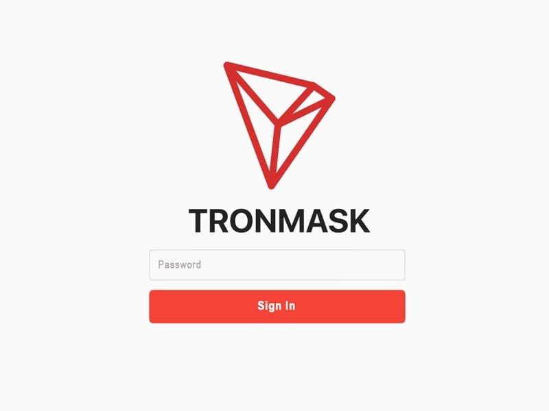 TronMask