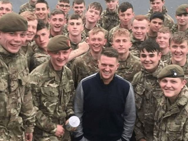 Tommy Robinson Soldiers