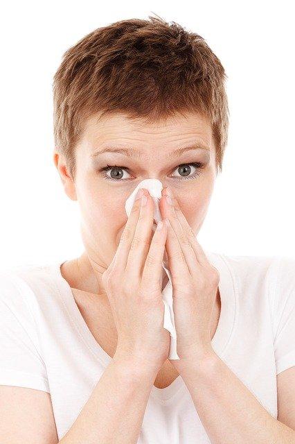 Yoga bei Allergien