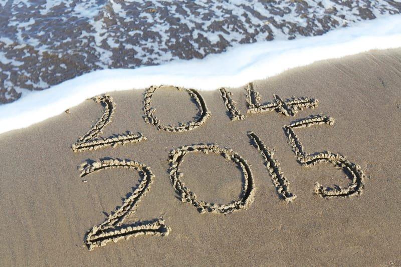 Persönliche Jahreszahl für 2015