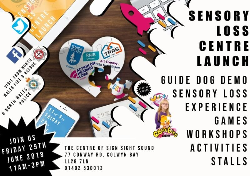 New North Wales centre supporting people living with sensory loss, set to launch.