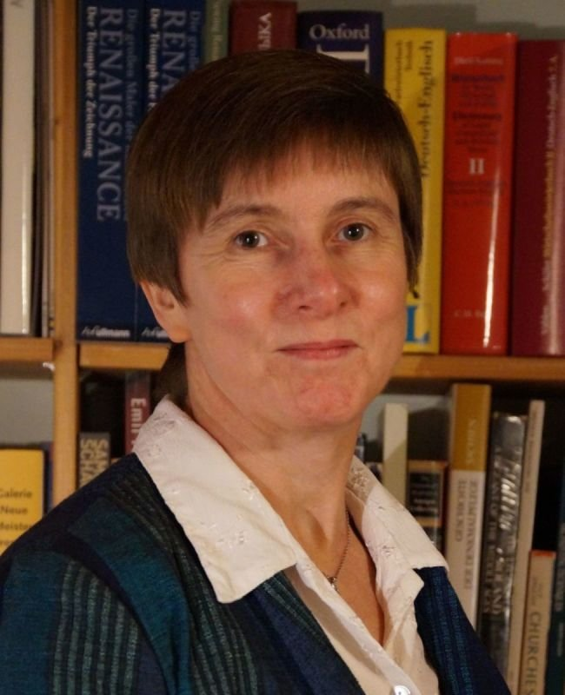 Geraldine Schuckelt