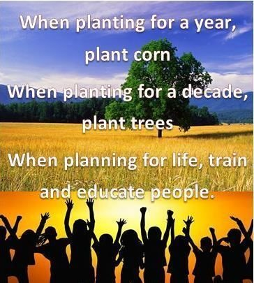 Planning and Planting