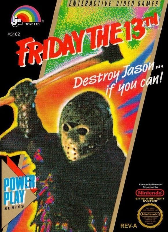 The NJ Gamers - Friday the 13th (NES) Ep. 1