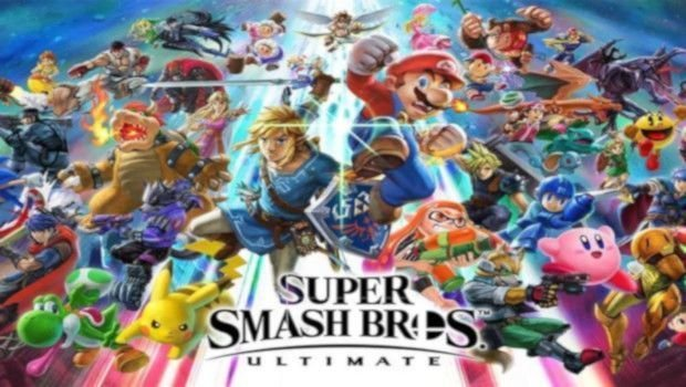 Super Smash Bros Ultimate - New Years 2019