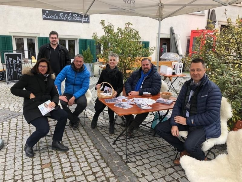 Roadshow FDP Bäretswil