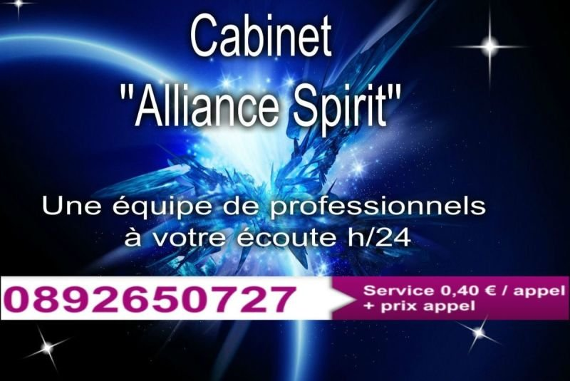 cabinet Alliance spirit