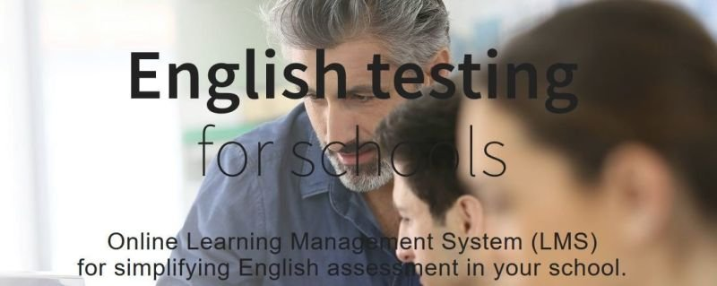 online English testing Product overview