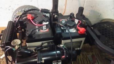 Power Chair Repair