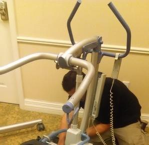 Patient Lift Repair
