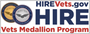 U.S. Dept of Labor veteran hiring program