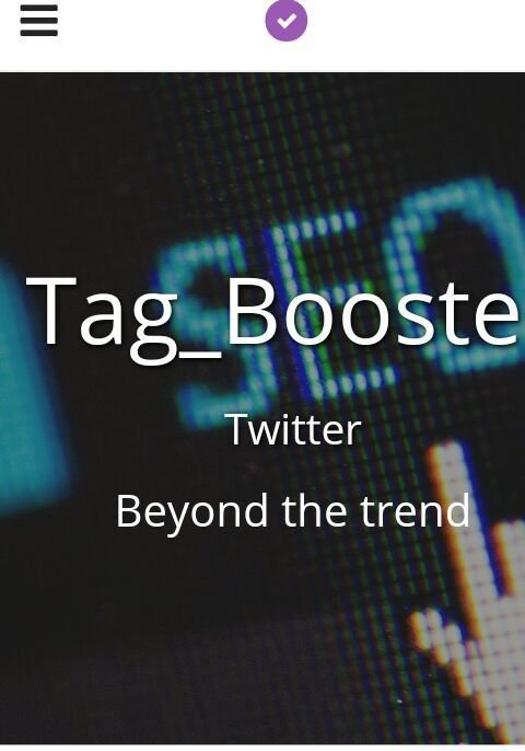 The Tag Booster