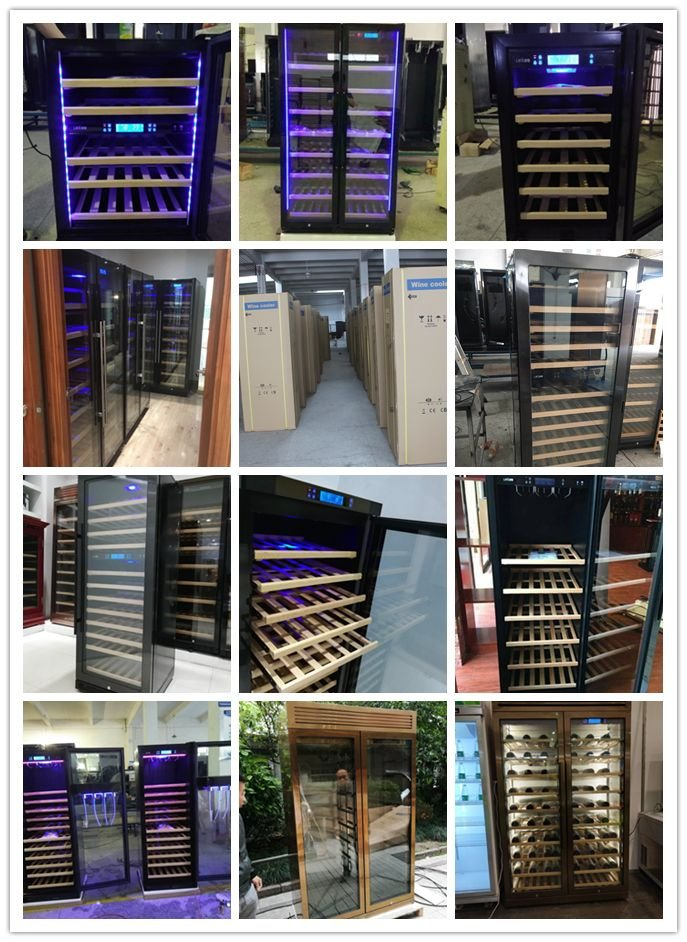 Wine cabinet 丨wine cooler refrigerator丨commercial refrigerator