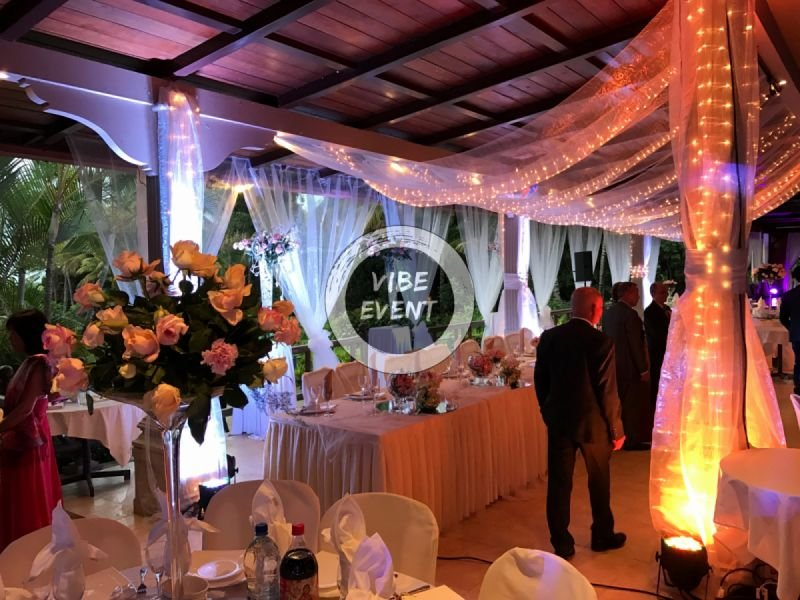 Event services for weddings corporate and private parties in mauritius weddings corporate dj events private parties junglespirit Images