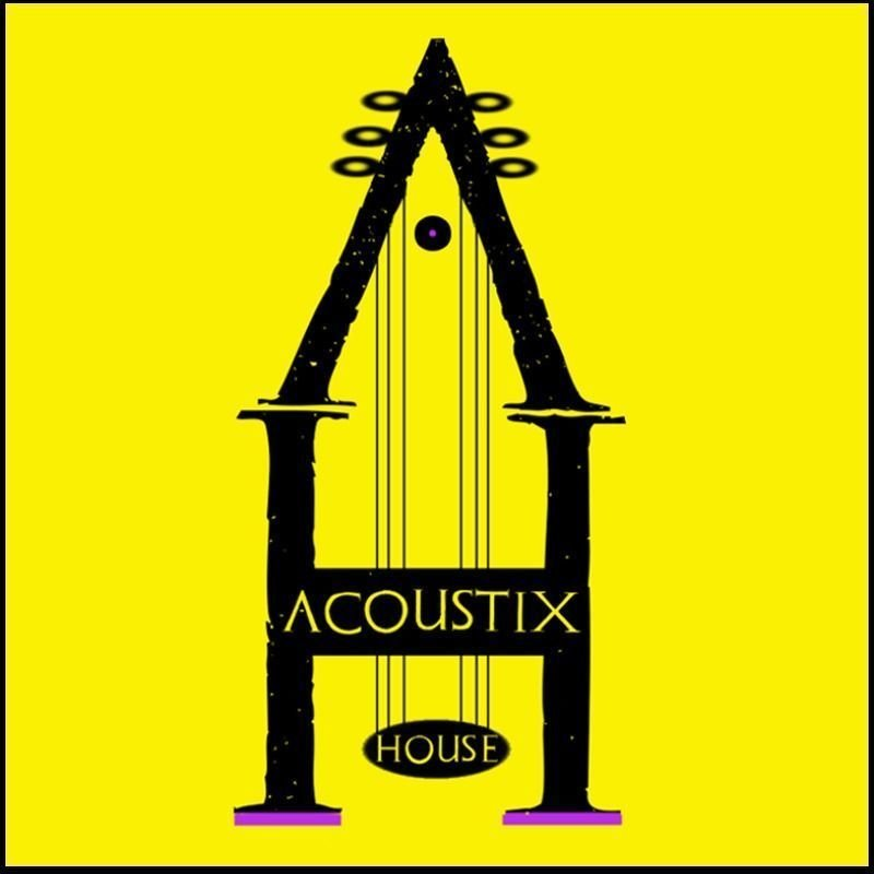Graphics, Posters/Band Logos with Acoustix House