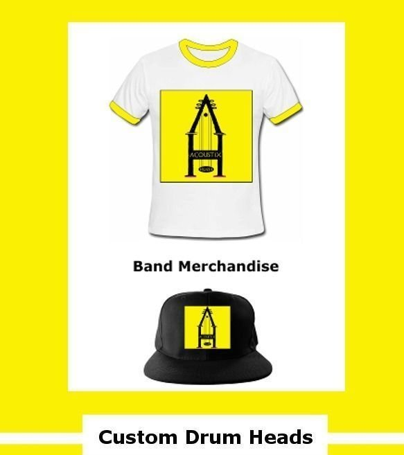 Merchandise For Bands