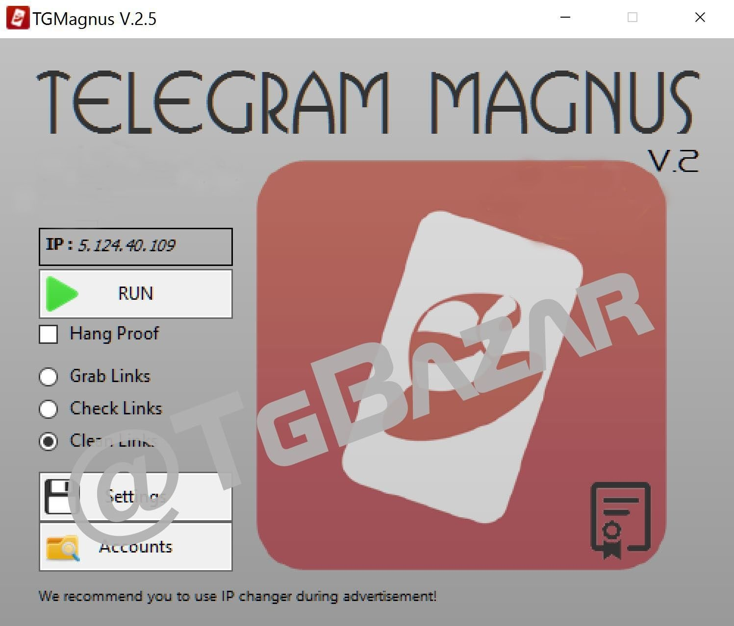telegram magnus