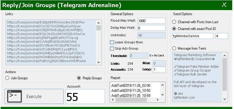 tgmember telegram adrenaline