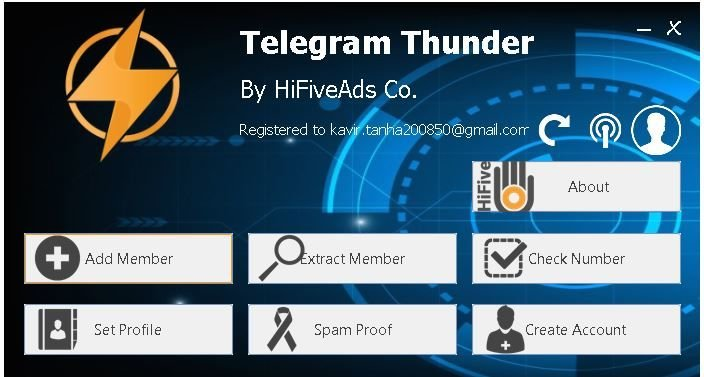 telegram thunder free download