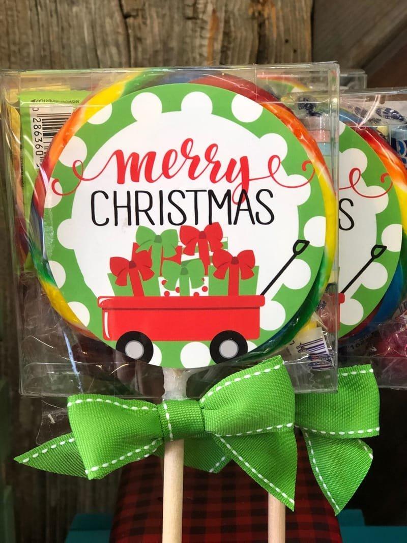 Christmas Lollipops & more