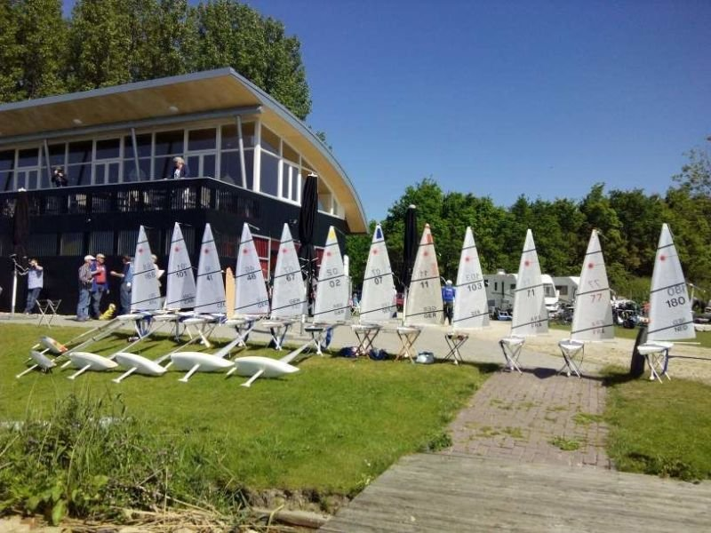 The 2015 RC Laser Championship of Nations