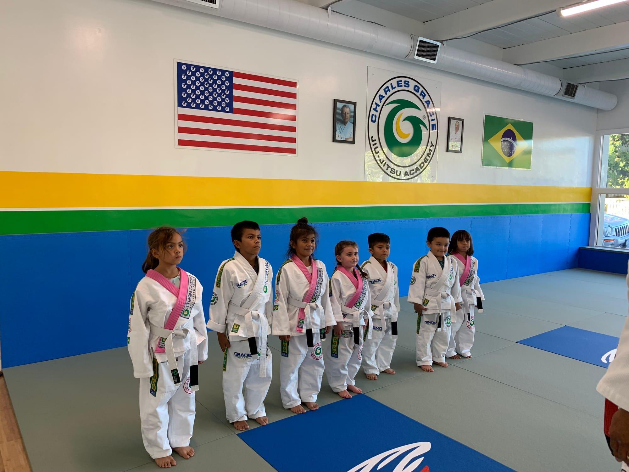Children - Gracie Jiu-Jitsu Redwood City