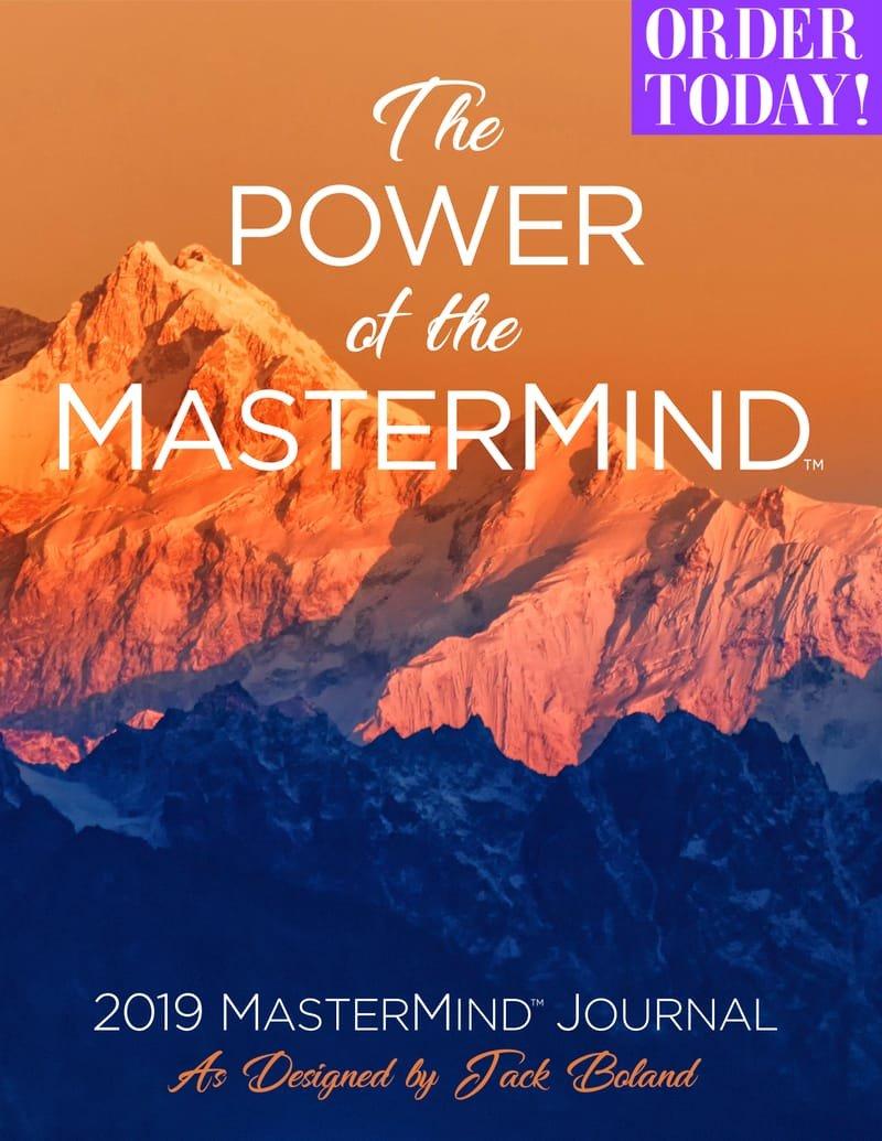 2019 Mastermind Journal