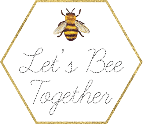 Let's Bee Together Blog Feature