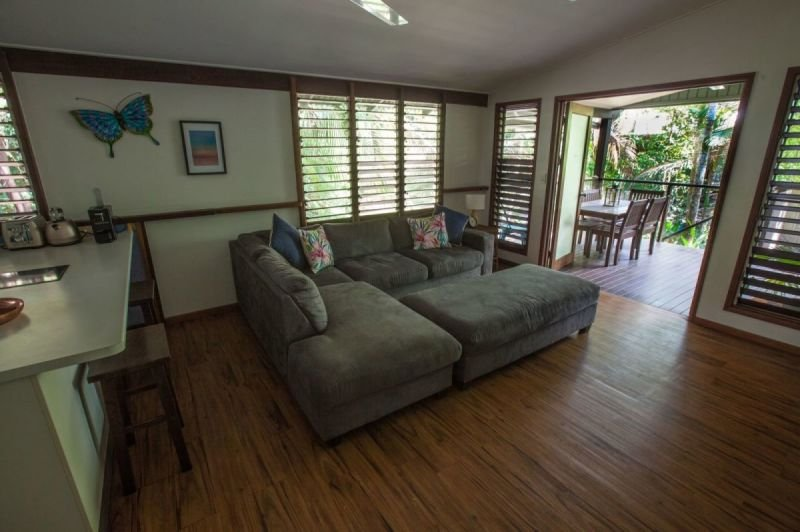 Two Bedroom Cottage with Spa