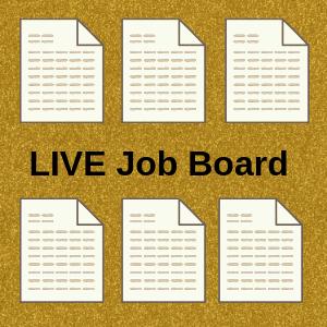 LIVE! Job Board