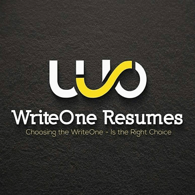 Write One Resumes