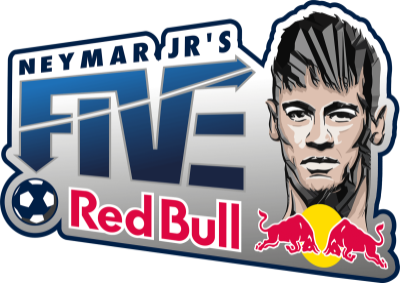 Logo Neymar Jrs Five