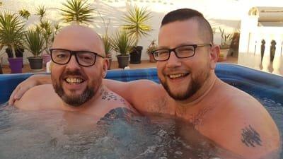 Brett & Daniel. October 2019