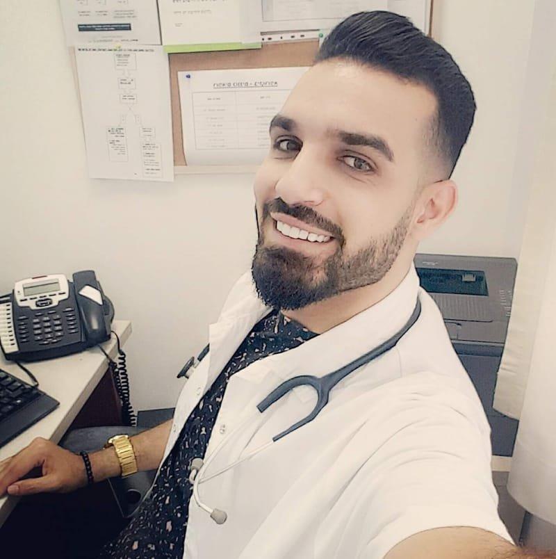 """ד""""ר מוחמד סעיד"""