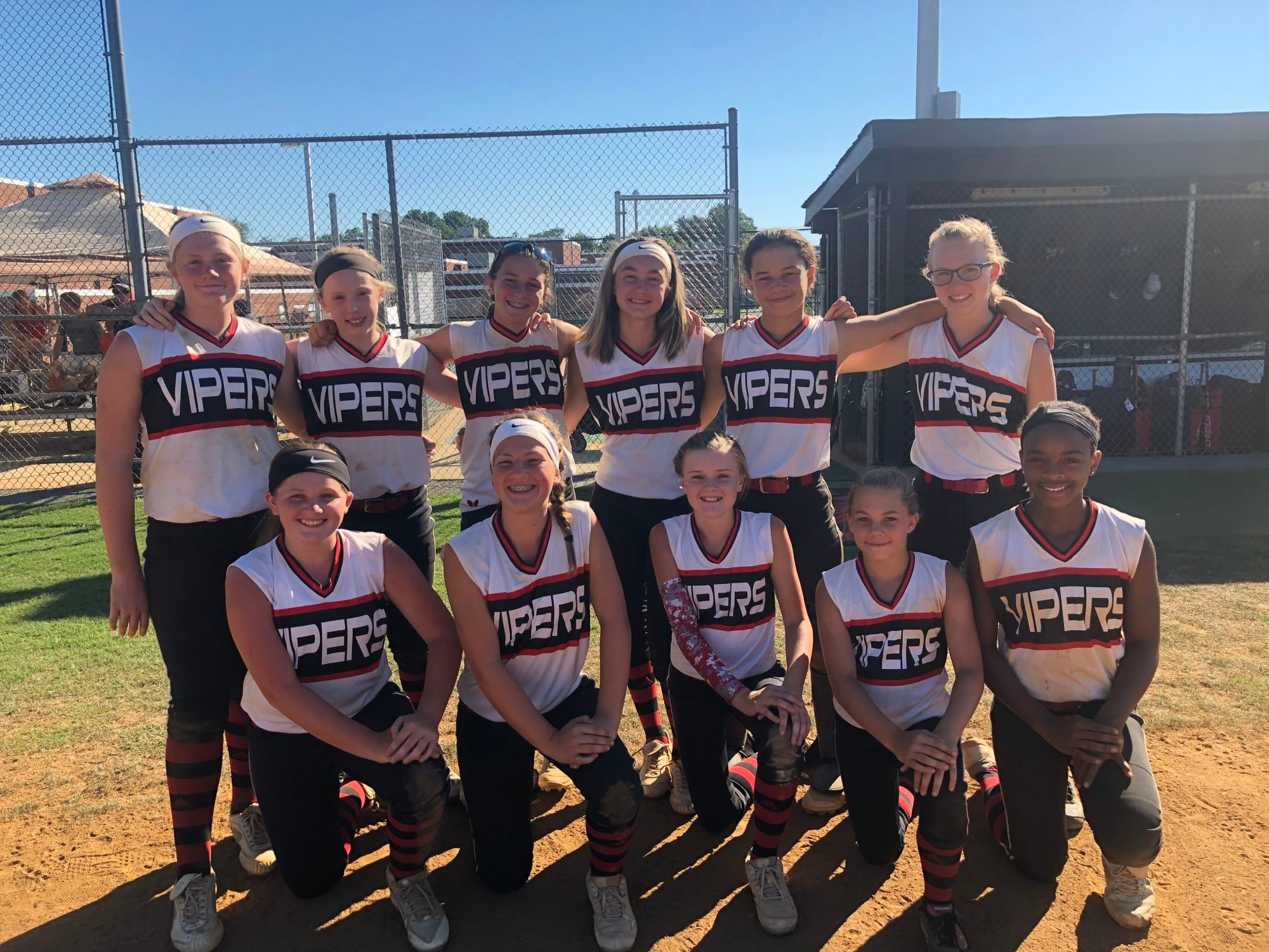 2018 Glory Finalist - Delaware Vipers Black Fastpitch