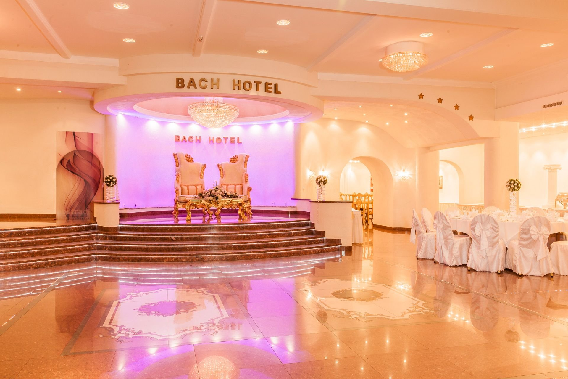 Bach Hotel Welcome To Bach Hotel