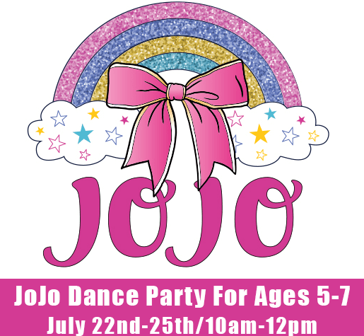 JoJo Dance Party (Ages 5-7)